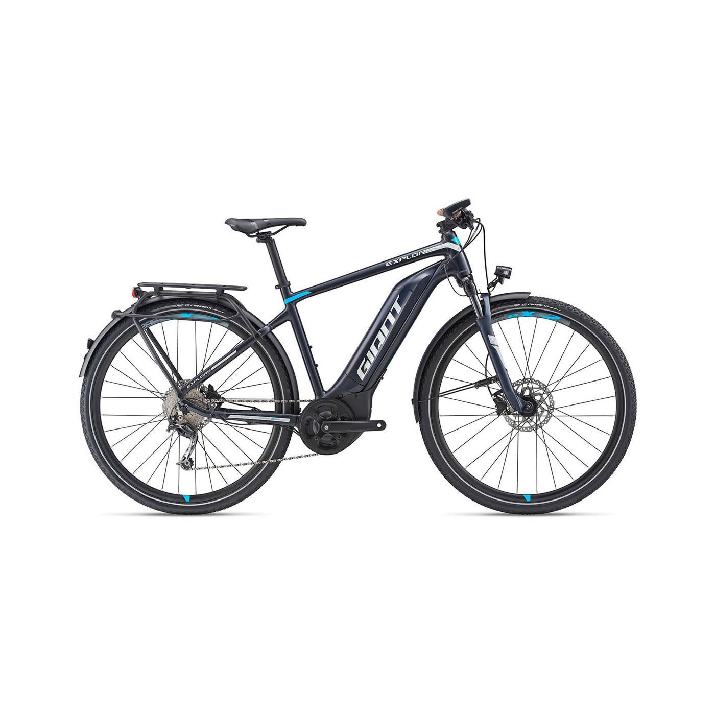 Giant Explore E+ 2 2019 - Electric Hybrid Bike